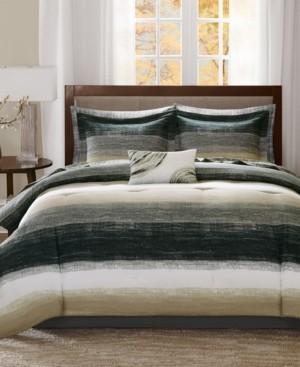 Madison Home USA Essentials Saben 7-Pc. Twin Comforter Set Bedding
