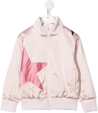 Molo Star-Patch Bomber Jacket