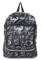 Starpoint music skulls 14-in. laptop backpack with lunch bag