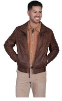 Scully Men's Zip Front Jacket 117
