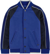 Lanvin Teddy fleece jacket