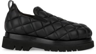 Bottega Veneta Quilted Leather Sneakers