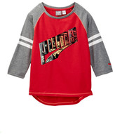 Puma Raglan Top (Big Girls)