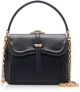 Prada Belle Leather Top Handle Bag