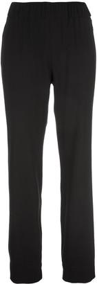 Fabiana Filippi straight-leg casual trousers