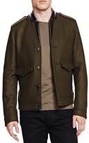 The Kooples Bi-Bye Teflon Jacket