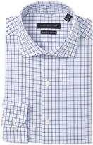 Tommy Hilfiger Check Slim Fit Stretch Dress Shirt