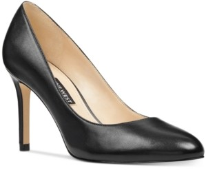 Nine West Dylan Round-Toe Pumps Women's Shoes