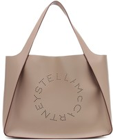 Thumbnail for your product : Stella McCartney Stella Logo tote