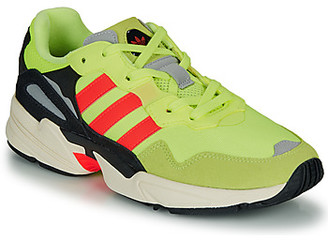 adidas YUNG-96 men's Shoes (Trainers) in Yellow