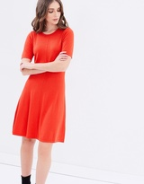 Dorothy Perkins Fit and Flare Knitted Dress