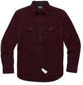 Ralph Lauren RRL Checked Cotton-Wool Workshirt