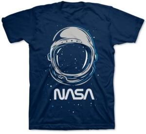 JEM Big Boys Nasa Helmet T-Shirt