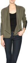 Zoe Couture Open Front Cardi