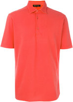 Loro Piana plain polo shirt