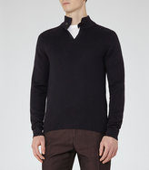 Reiss Stallone Button-Detail Jumper
