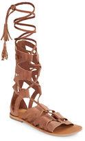 Free People Mesa Verde Suede Gladiator Sandals