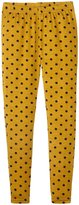 Siaomimi Chartreuse Leggings (Toddler/Kid) - Chartreuse Dot - 5