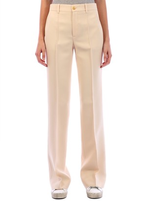 Gucci High Waisted Flare Pants
