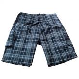 Burberry Grey Polyester Swimwear