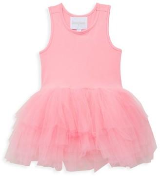 I Love Plum Baby's, Little Girl's & Girl's Tutu Dress
