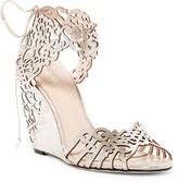 Klub Nico Moxie Laser Cut Wedge Sandal