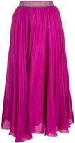 CITYSHOP midi frilled skirt
