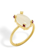 BaubleBar Remia Semi-Precious Ring