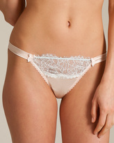 Mimi Holliday Banoffee Pie Thong