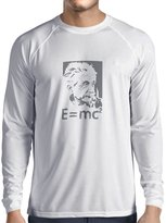 lepni.me N4115L T-shirt long sleeve Funny Like Albert Einstein