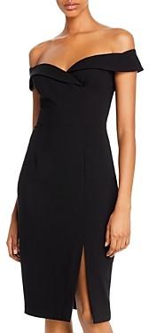Black Halo Hepburn Sheath Dress - 100% Exclusive
