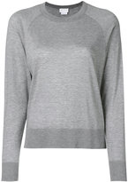 DKNY crew neck jumper - women - Cotton/Lyocell - XS