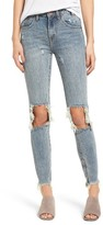 One Teaspoon Women's Freebirds High Waist Skinny Jeans
