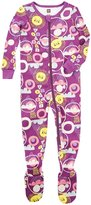 Tea Collection Kirameki Footed Pajamas (Baby) - Hyacinth - 18-24 Months Baby - 18-24 Months
