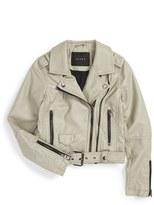 Blank NYC BLANKNYC Faux Leather Moto Jacket (Big Girls)