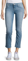 Hudson Bailee Faded Cropped Jeans