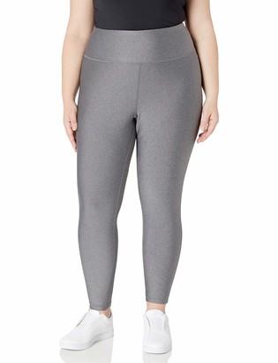 Amazon Essentials Plus Size Performance High-rise 7/8 Legging Charcoal Heather 6x