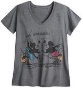 Disney Mouse Tee for Women - Plus Size