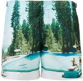 Orlebar Brown Setter Photographic swim shorts - men - Polyester - 31