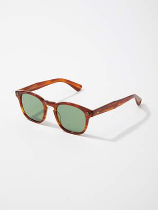 Garrett Leight Ace Square Sunglasses