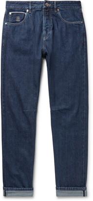 Brunello Cucinelli Selvedge Denim Jeans