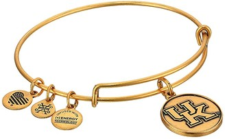 Alex and Ani University of Kentucky (Rafaelian Gold) Bracelet
