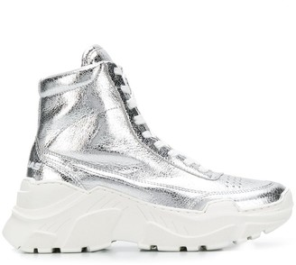 Joshua Sanders Donna hi-top sneakers