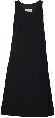 Maison Margiela Sleeveless Loose Fit Dress