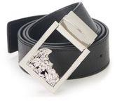 Versace Reversible Leather Belt