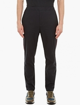 Oamc Navy Cotton Drawcord Pants