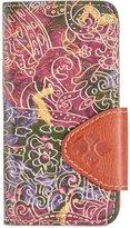 Patricia Nash Metallic Tooled Lace Fiona iPhone 6/6S Folio Case