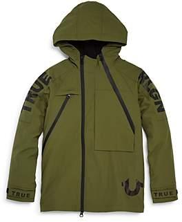 True Religion Boys' Zip-Front Jacket - Little Kid, Big Kid