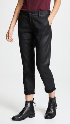 AG Jeans The Vintage Leatherette Caden Trousers