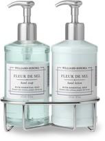 Williams-Sonoma Williams Sonoma Fleur De Sel Hand Soap & Lotion, Deluxe 5-Piece Set